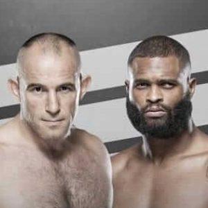 Видео боя Алексей Олейник – Морис Грин UFC 246