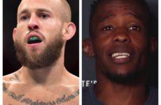 Видео боя Брайэн Келлехер – Оде Осборн UFC 246