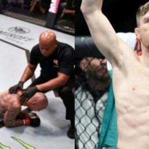 Видео боя Бретт Джонс — Тони Гравэли UFC Fight Night 166