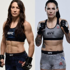 Видео боя Лина Лансберг — Сара МакМанн UFC Fight Night 166