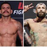Видео боя Майкл Кьеза — Рафаэль Дос Аньос UFC Fight Night 166
