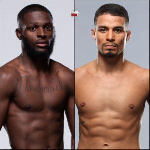 Видео боя Фелипе Коралес — Монтел Джексон UFC Fight Night 166