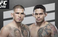 Видео боя Энтони Петтис – Диего Феррейра UFC 246