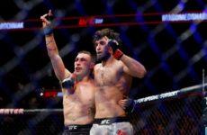 Кайл Бочняк покинул UFC