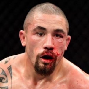 Роберт Уиттакер выбыл с UFC 248 из-за личных проблем