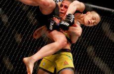 Джессика Андраде и Роуз Намаюнас хотят подраться на UFC 249