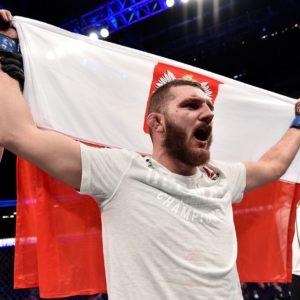 Видео боя Джим Крут — Михал Олексейчук UFC Fight Night 168