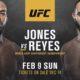 Видео боя Джон Джонс — Доминик Рейес UFC 247