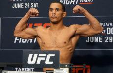 Видео боя Джурни Ньюсон — Доминго Пиларте UFC 247