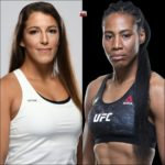 Видео боя Зара Фэрн — Филиция Спенсер UFC Fight Night 169