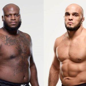 Видео боя Илир Латифи — Деррик Льюис UFC 247
