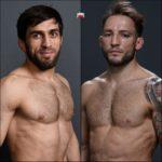 Видео боя Магомед Мустафаев — Брэд Ридделл UFC Fight Night 168