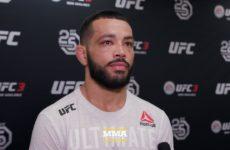 Видео боя Мирсад Бектич — Дэн Иге UFC 247