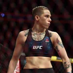 Видео боя Мэйси Чиассон — Шанна Янг UFC Fight Night 167