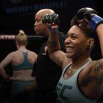 Видео боя Присцила Качоэйра — Шана Добсон UFC Fight Night 168