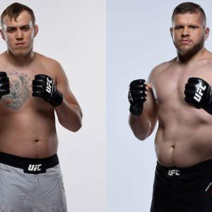 Видео боя Сергей Спивак — Марчин Тыбура UFC Fight Night 169