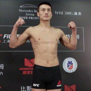 Видео боя Сонг Кенан — Каллан Поттер UFC Fight Night 168