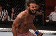 Видео боя Ти Джей Браун — Джордан Гриффин UFC Fight Night 169