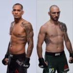 Видео боя Янси Медейрос — Ландо Ванната UFC Fight Night 167