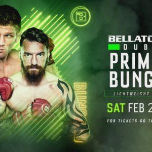 Прямая трансляция Bellator 240: Брент Примус – Крис Бунгард