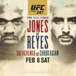 Прямая трансляция UFC 247: Джон Джонс – Доминик Рейес