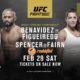 Прямая трансляция UFC Fight Night 169: Джозеф Бенавидес — Дейвисон Фигейреду