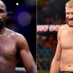 Прямая трансляция UFC Fight Night 167: Кори Андерсон — Ян Блахович 2
