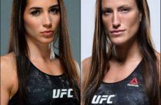 Видео боя Вероника Маседо — Биа Малецки UFC Fight Night 170