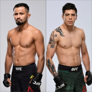 Видео боя Джуссиер Формига — Брэндон Морено UFC Fight Night 170