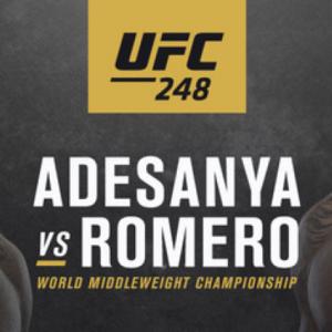 Видео боя Исраэль Адесанья — Йоэль Ромеро UFC 248