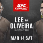 Видео боя Кевин Ли — Чарльз Оливейра UFC Fight Night 170