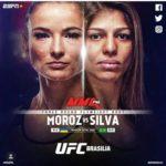 Видео боя Марина Мороз — Майра Буэно Сильва UFC Fight Night 170