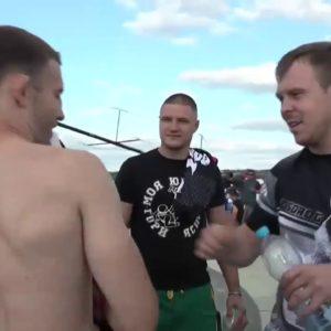 Видео боя Марк Волков — Олег Петеримов GFC 25