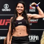 Видео боя Полиана Виана — Эмили Уитмайр UFC 248