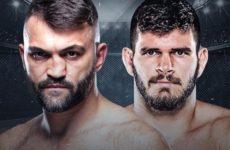 Видео боя Андрей Орловский – Филипе Линс UFC Fight Night 171