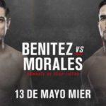 Видео боя Габриэль Бенитез – Омар Моралес UFC Fight Night 171