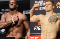 Видео боя Карл Роберсон – Марвин Веттори UFC Fight Night 171