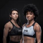 Видео боя Клаудия Гаделья – Анджела Хилл UFC Fight Night 172