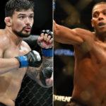 Видео боя Клидсон Абреу — Джамал Хилл UFC on ESPN 9