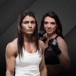 Видео боя Маккензи Дерн — Ханна Сайферс UFC on ESPN 9