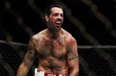 Видео боя Мэтт Браун – Мигель Баеза UFC Fight Night 172