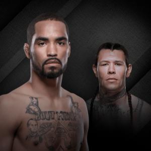 Видео боя Рузвельт Робертс — Брок Уивер UFC on ESPN 9
