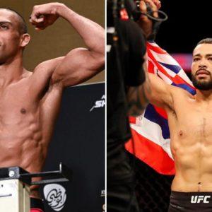 Видео боя Эдсон Барбоса – Дэн Иге UFC Fight Night 172