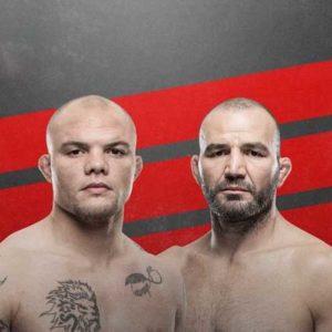 Видео боя Энтони Смит – Гловер Тейшейра UFC Fight Night 171