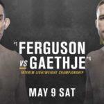 Видео боя Тони Фергюсон — Джастин Гэтжи UFC 249