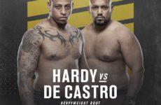 Видео боя Грег Харди — Йорган Де Кастро UFC 249