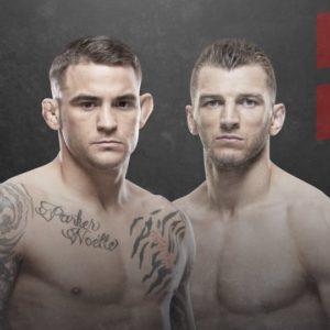 Прямой эфир UFC on ESPN 12: Дастин Порье — Дэн Хукер. Смотреть онлайн