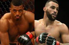 Видео боя Девин Кларк — Алонсо Менифилд UFC 250