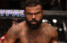 Видео боя Джордан Гриффин — Деррик Минер UFC on ESPN 10