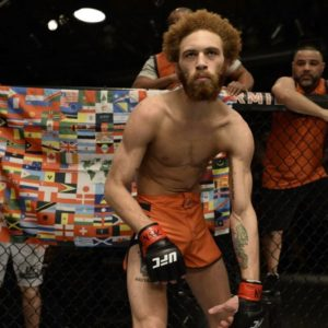 Видео боя Луис Пена — Кама Ворси UFC on ESPN 12